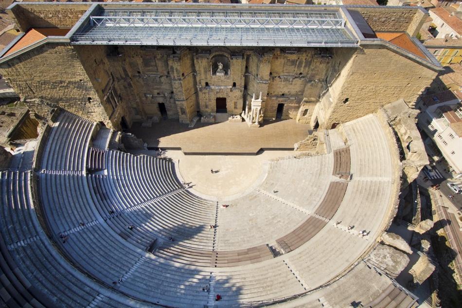 Théâtre Antique d'Orange / Ancient Theater of Orange