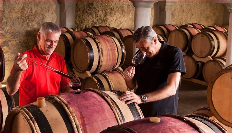 Beaurenard Wine MAcker